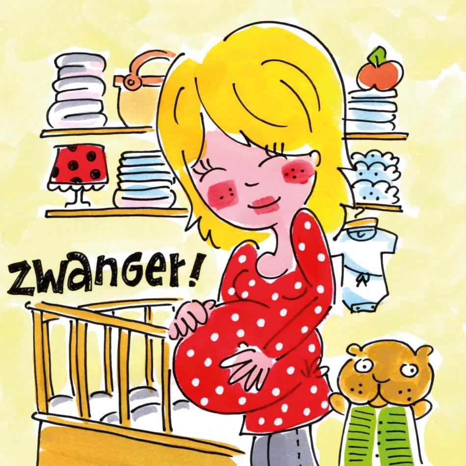 zwanger-blond-amsterdam